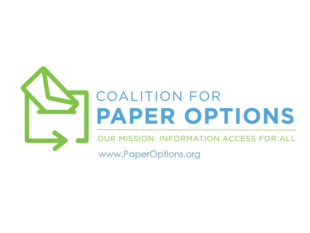 Coalition for paper options