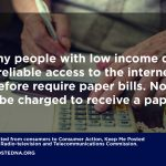 """Is a $6.50 """"Paper Statement Fee"""" a rip-off?"""